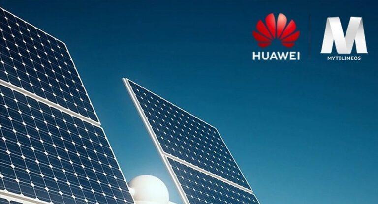 Huawei, estesa a livello globale la partnership con Mytilineos per fornitura inverter