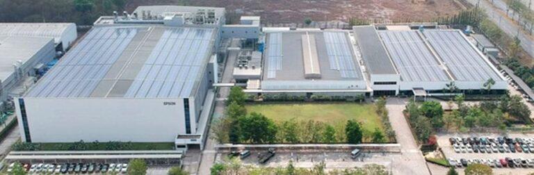 Entro il 2023 tutti i siti di Epson utilizzeranno il 100% di elettricità rinnovabile