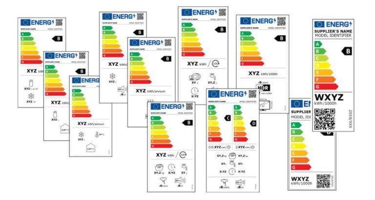 Elettrodomestici, la guida di ENEA alle nuove etichette energetiche