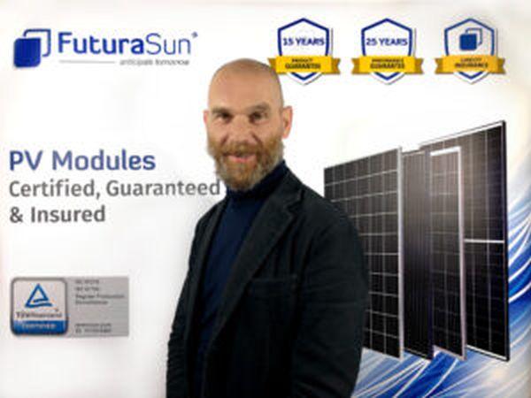 Marco Margheri è il nuovo Project Development Director di FuturaSun