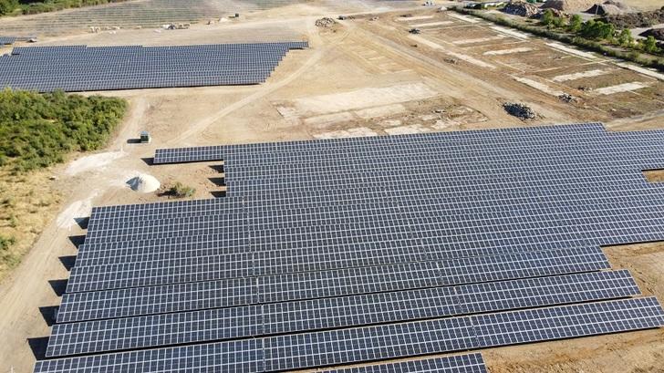 BayWa r.e. trasforma base militare in Francia per produrre energia solare