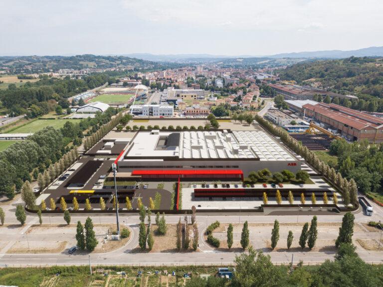 Mobilità elettrica, ABB apre nuovo stabilmento in Toscana
