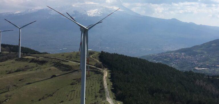 Il portafoglio eolico di Glennmont nel mirino dei  big italiani dell'energia