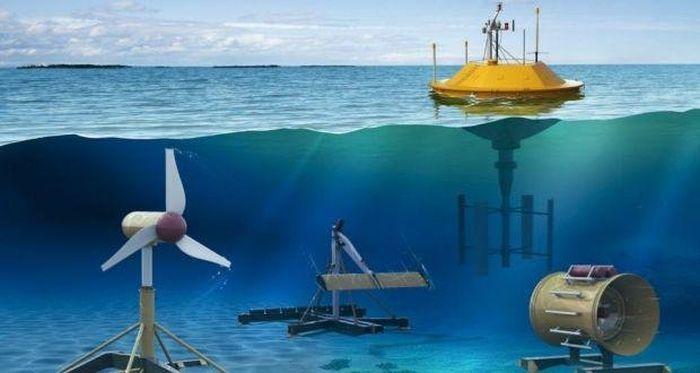 Le turbine italiane del Cnr convertono le correnti marine in energia elettrica