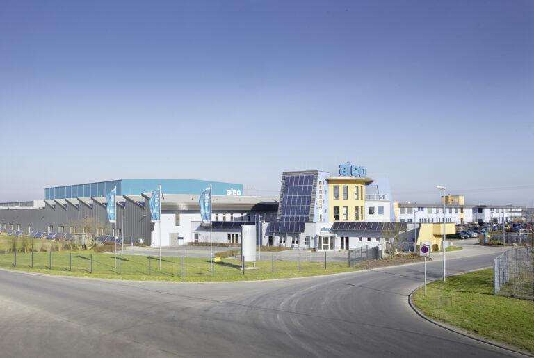 Aleo solar annuncia nuovo modulo da 400W e un'espansione della capacità produttiva