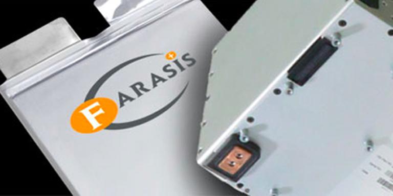 Farasis annuncia la nuova generazione di batterie per auto elettriche