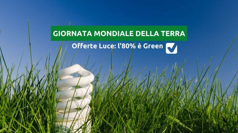 """Analisi Selectra: in Italia l'80% delle offerte luce è """"green"""""""