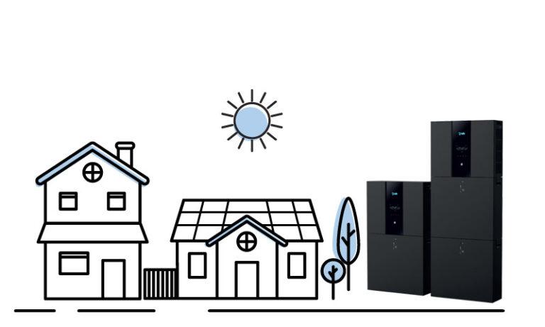 Stoccaggio fino a 30 kWh con i nuovi inverter ibridi di Riello Solartech