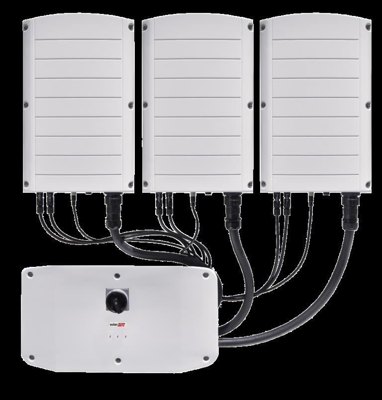 SolarEdge lancia la nuova generazione di inverter commerciali fino a 120kW