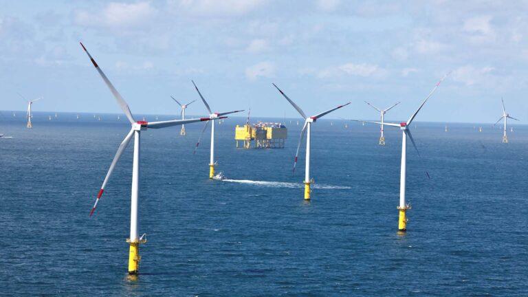 BASF, accordo con RWE per parco eolico offshore nel Mare del Nord
