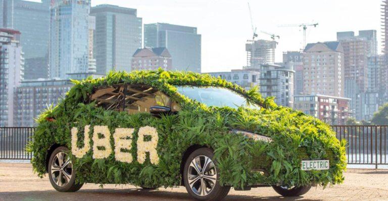 Auto elettrica, Uber si affida alla startup Arrival per lancio entro il 2023