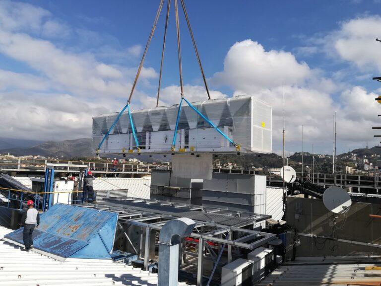 Genova, Enel X elettrifica e rende sostenibili le torri WTC e San Vincenzo