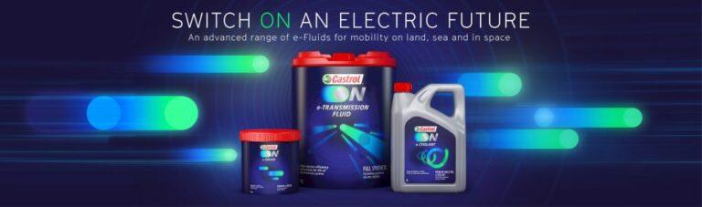 Castrol annuncia nuova gamma di fluidi per migliorare le prestazioni dei veicoli elettrici