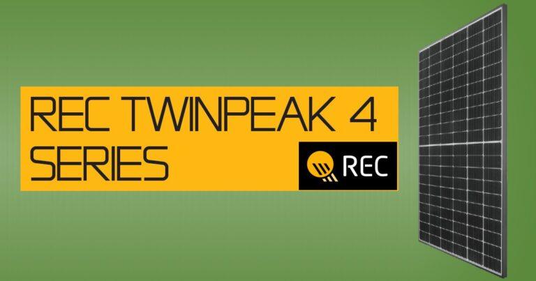 REC Group, ecco la quarta generazione dei moduli fotovoltaici TwinPeak