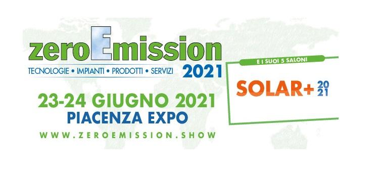 ZeroEmission, dal 23 giugno l'appuntamento dedicato al mondo delle rinnovabili