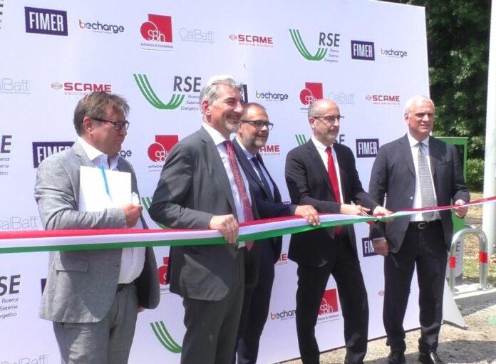 RSE, a Milano area sperimentale per studi sulla ricarica elettrica