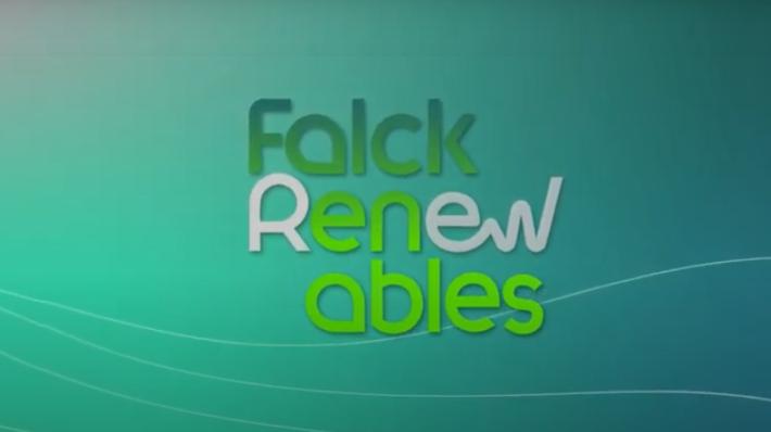 Falck, nuovo impianto eolico in Svezia