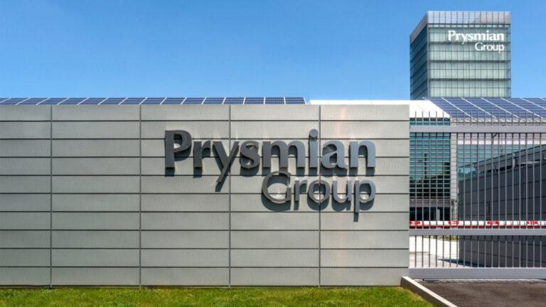 Prysmian Group, primo semestre in crescita con solida performance del settore Energy