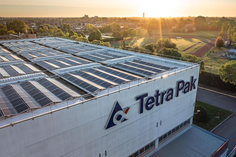 Tetra Pak, il nuovo impianto FV a Rubiera è realizzato da BayWa r.e.