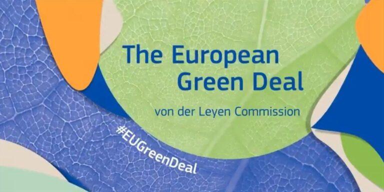 Green Deal europeo: proposta CE per trasformare economia e società