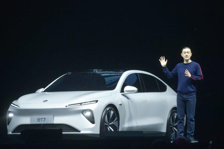 NIO lancia un nuovo brand per veicoli elettrici a costi accessibili