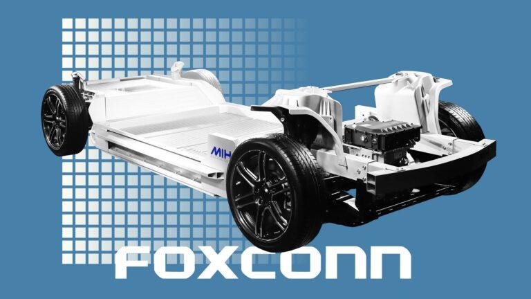 Foxconn, nuovi impianti per auto elettriche in Usa, Thailandia e Europa