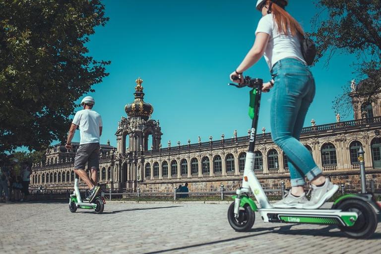 Sharing mobility, l'Osservatorio promuove i monopattini