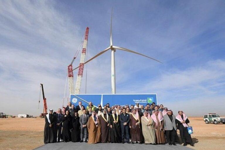 Eolico, il primo parco dell'Arabia Saudita alimenta 70mila abitazioni