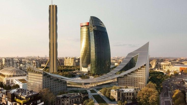 CityWave, a Milano nasce edificio alimentato da fonti rinnovabili