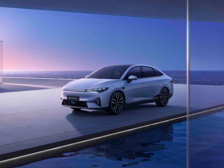 Auto elettrica, la XPeng P5 promette un'autonomia pari a oltre 500 km