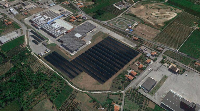 Serenity, avviata costruzione impianto FV nella sede di Ortona