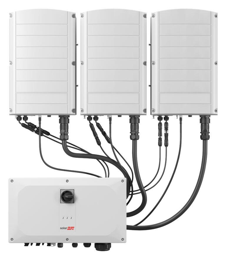 SolarEdge, disponibile in Italia l'inverter Synergy ad alta potenza