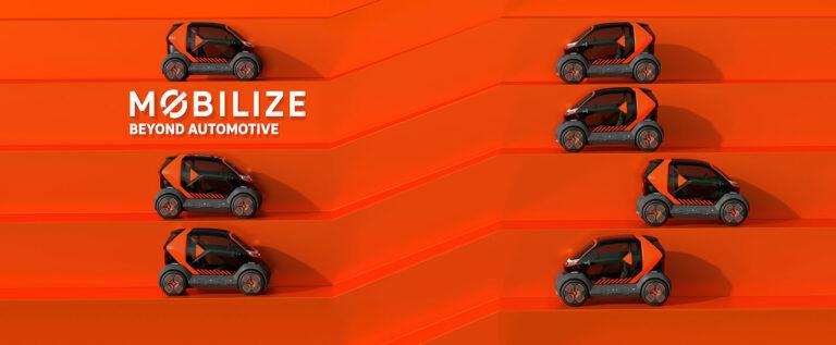Renault, dalla divisione Mobilize nuove soluzioni per veicoli elettrici