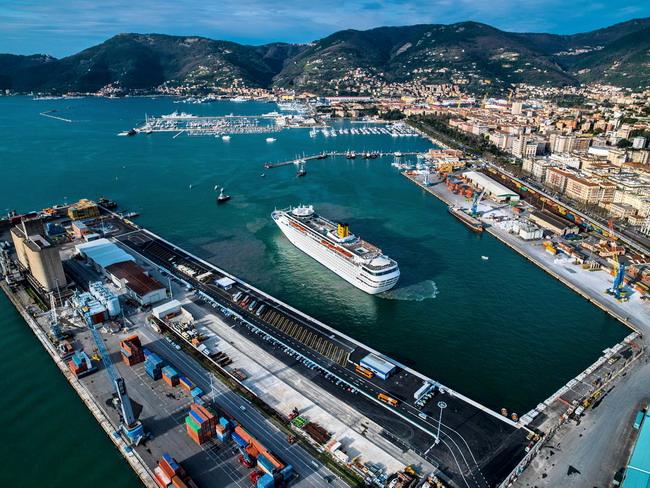 Porto Spezia, tunnel produrrà energia dal fotovoltaico