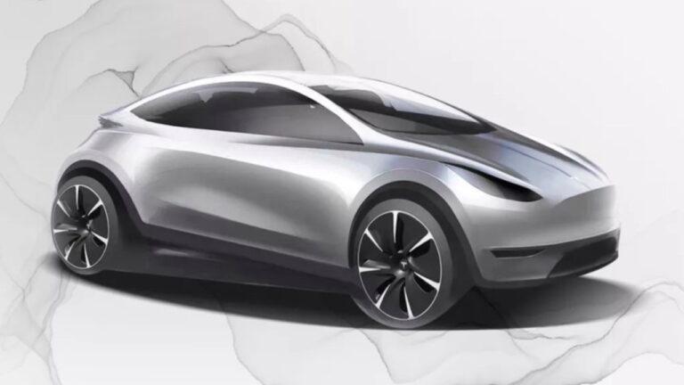 Tesla, nel 2023 la compatta elettrica da 25 mila dollari