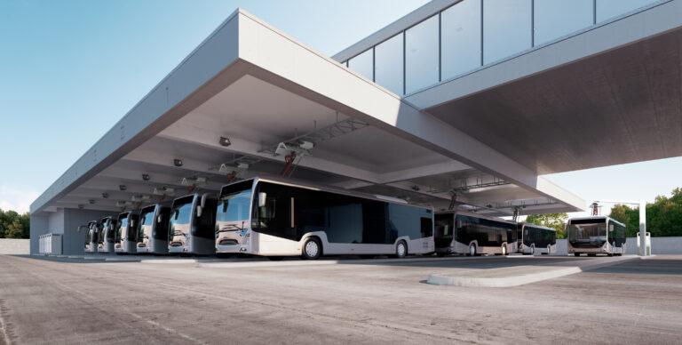 Basilea sceglie la tecnologia ABB  per la ricarica di e-bus sostenibili