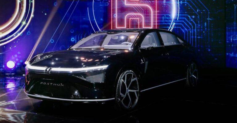 Pininfarina firma il design dell'auto elettrica di Hon Hai