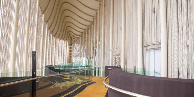 Terna, installazione sulla sostenibilità presentata a Expo Dubai